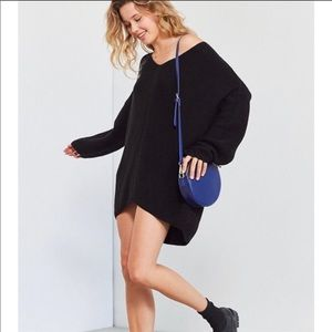 Urban Outfitters Black BDG Harper Sweater S